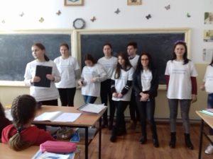 Ziua Internaționala a nonviolenței în școala