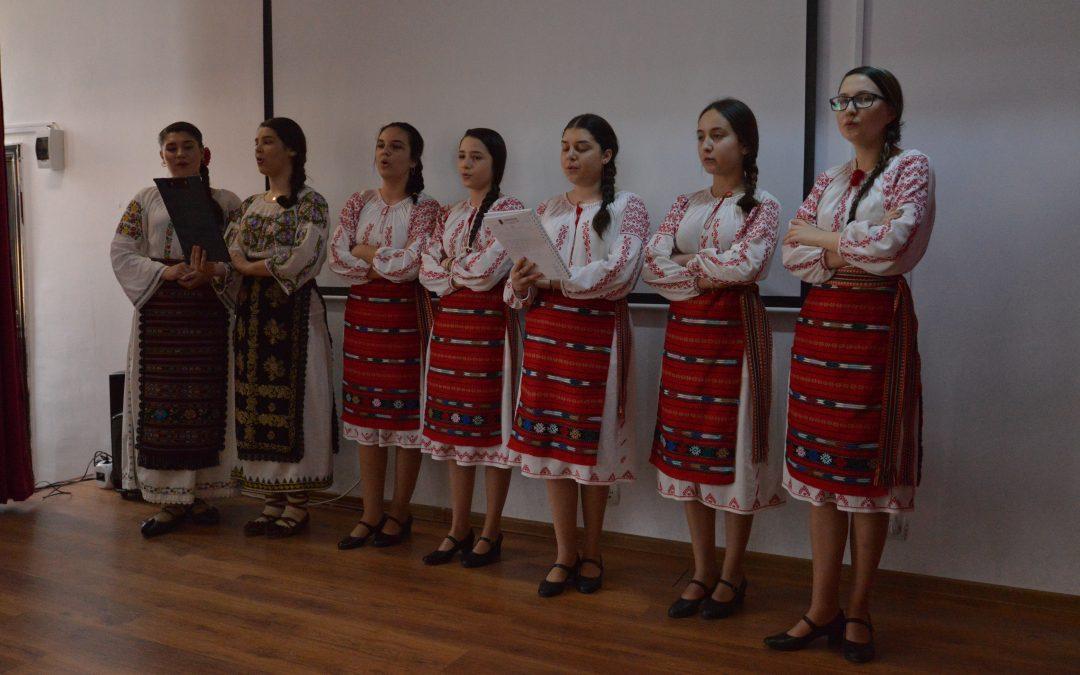"Simpozion județean ""Tradiții și obiceiuri la români"" – ediția I"