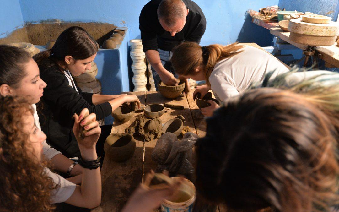 Tainele ceramicii culturii Vădastra
